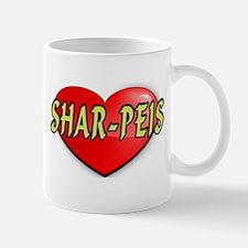 LOVE SHAR-PEIS Mug