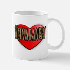 LOVE WEIMARANERS Mug