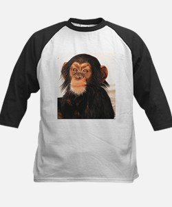 Monkey! Kids Baseball Jersey