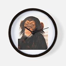 Monkey! Wall Clock