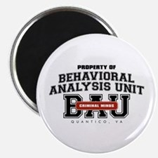 "Property of Behavioral Analysis Unit - BAU 2.25"" M"