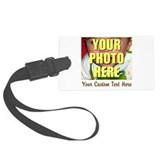 Add your own image Luggage Tags