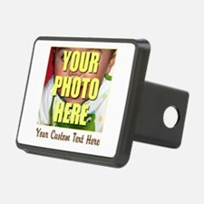 Custom Photo and Text Hitch Cover