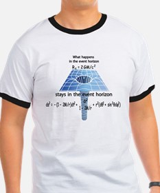 Event Horizon T-Shirt Ash T-Shirt