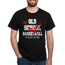 Old School Basketball T-Shirt