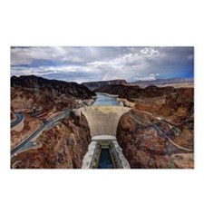 Hoover Dam Postcards (Package of 8)