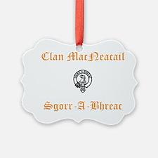 Clan MacNeacail Ornament