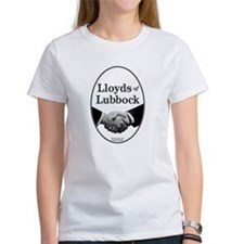 Lloyds of Lubbock 2-sided Tee