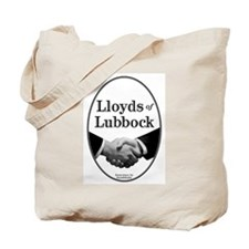 Lloyds of Lubbock - Tote Bag