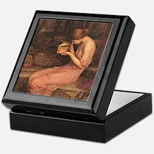 Psyche by Waterhouse Keepsake Box