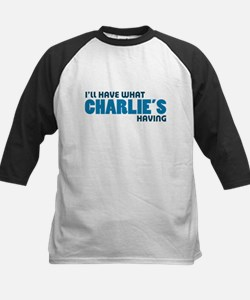 Ill have what Charlies having Tee