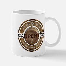 Instant Carpenter Beer Mug