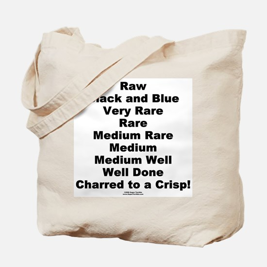 How would you like that done? - Tote Bag