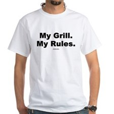 My Grill. My Rules. - Shirt