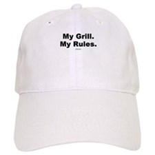 My Grill. My Rules. - Baseball Cap