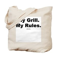 My Grill. My Rules. -  Tote Bag
