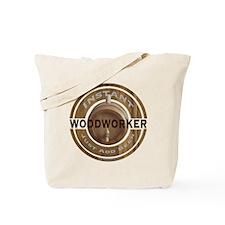 Instant Woodworker Beer Tote Bag