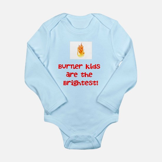 Fun Playa Kids Tee Long Sleeve Infant Bodysuit