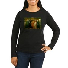 Dantes Dream by Rossetti T-Shirt