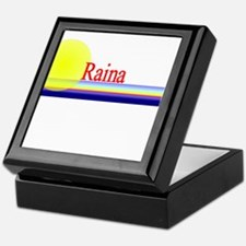 Raina Keepsake Box