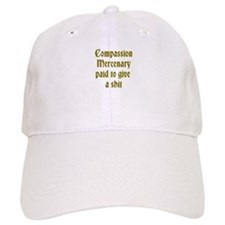Compassion Mercenary Baseball Cap