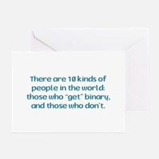 10 Kinds of -  Greeting Cards (Pk of 10)