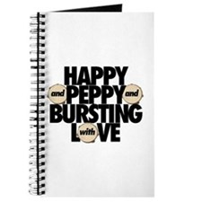 Happy and Peppy - Journal