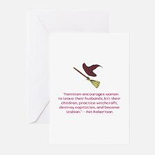 Feminism Greeting Cards (Pk of 10)
