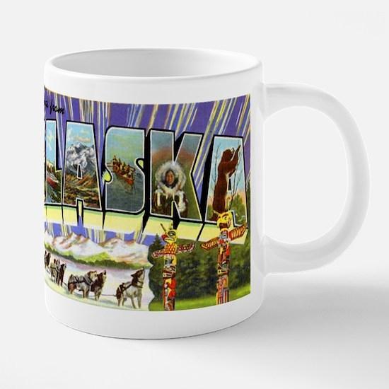Alaska Greetings Mugs