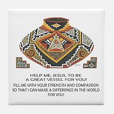 Aguila Vessel Tile Coaster