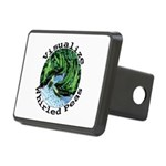 Visualize Whirled Peas Rectangular Hitch Cover
