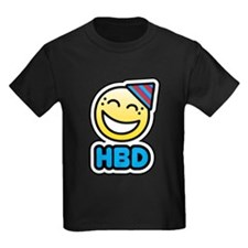 hbd bbm smiley T