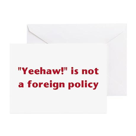 Yeehaw Greeting Cards (Pk of 10)