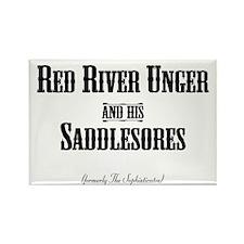 Red River Unger - Rectangle Magnet