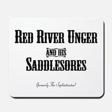 Red River Unger - Mousepad