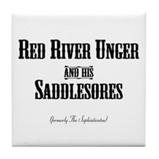 Red River Unger - Tile Coaster