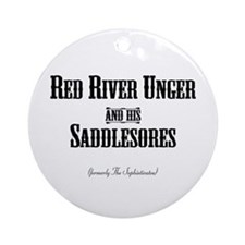 Red River Unger - Ornament (Round)