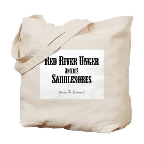 Red River Unger - Tote Bag