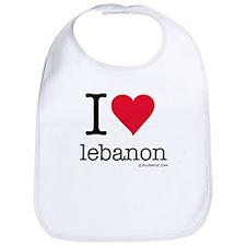 iluvbeirut/lebanon Bib