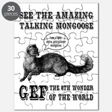 Gef The Talking Mongoose Puzzle