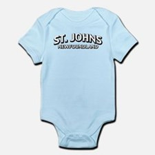 St. Johns Newfoundland Infant Bodysuit
