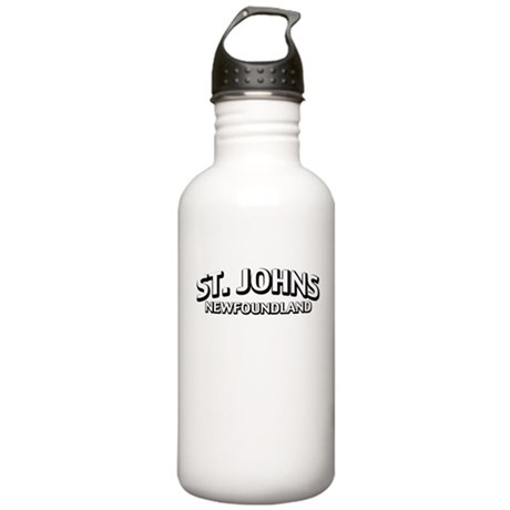 St. Johns Newfoundland Stainless Water Bottle 1.0L