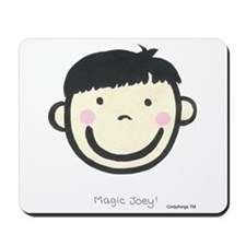 Magic Joey (color) Mousepad