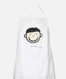 Magic Joey (color) BBQ Apron