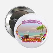"HAWAII 2.25"" Button (10 pack)"
