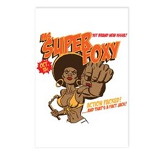 Ms. Super Foxy Postcards (Package of 8)
