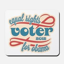 Equal Rights Voter Mousepad