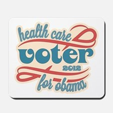 Health Care Voter Mousepad