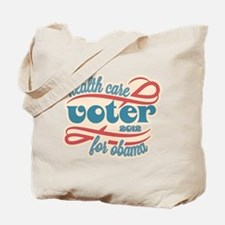 Health Care Voter Tote Bag