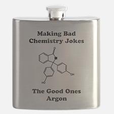 Argon Joke Flask